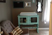 Nursery ideas / by Kyra Ingraham