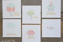 Classes to give myself / stampin'up! card making