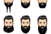 Männer Bart