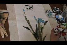 video's schilderen