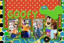 Disney world pages
