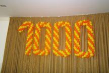 Balónové kreácie / Balóny pre každú príležitosť