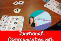 Functional/Vocational Communication