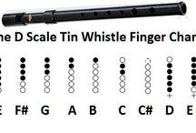 irish tin whistle