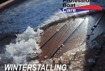 Diensten van PBC / Alle diensten van Professional Boat Care in beeld