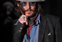 Johnny Depp / by Kabir