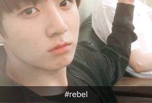 BTS Snapchat