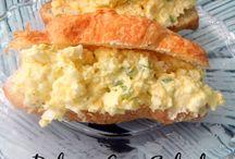 Закуска, сандвичи, роллы
