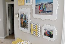 Wall decor  / by Savannah Pepper