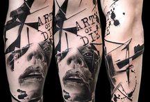 tatoos...