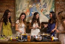 Before 'I Do', Make a Roux! / Love is in the air, and so is the intoxicating fragrance of delicious New Orleans cuisine! Personalize your rehearsal dinner, bridal shower, bachelorette party or even date night with an unforgettable cooking experience.