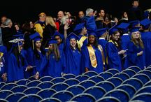 Hofstra Commencement 2016 / Hofstra celebrates the Class of 2016! More pictures: https://www.flickr.com/photos/hofstrauniversity/