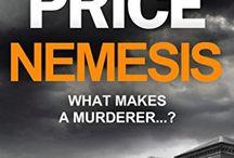 NEMESIS - will revenge win? / Brand new British crime thriller from award nominated author.  https://www.amazon.co.uk/Nemesis-Roger-Price-ebook/dp/B01KA8SYLS/ref=pd_sim_351_1?ie=UTF8&psc=1&refRID=JKWYG6V4BXBGJAB469SC