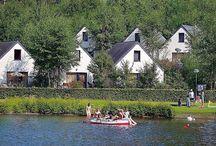 België - Vakantiehuizen voor grote gezinnen / Geschikte vakantie accommodaties (vakantiehuis/appartement/bungalow/tent) in België voor grote gezinnen met 3 of meer kinderen, waarbij de slaapplekken in de slaapkamers zijn en niet in de woonkamer.