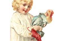 vintage and victorian christmas / vintage and victorian images