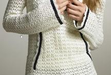 blusas al crochet