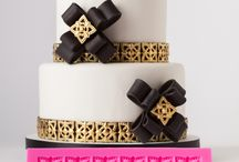 Edible Bling Collection / New Edible Bling Collection designed by Lisa Mansour are silicone molds to make elegant designs quickly on cakes, cupcakes, cookies & edible jewlery
