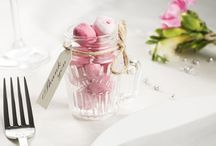 Wedding Favours / Ideas for wedding favours and decorations