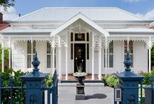 Queenslander exteriors / queenslander colour scheme favourites and exterior details