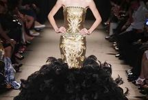 Runway Fashion / Models, way too expensive and elegant clothing