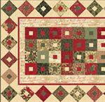 Pattern для одеяла