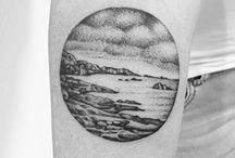 tattoo - nature