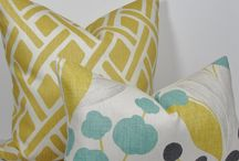 Bedroom Accent Colors / by Briana Balzum