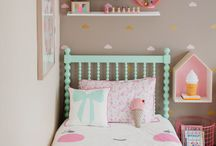 Girls' Rooms / by Amanda Lou