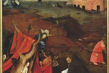 Jheronimus Bosch & Pieter Breugel