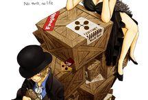 ♡Sabo and Koala♡××♡ One Piece♡
