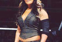 Wrestlers Kaitlyn