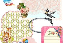 Tags and other printables