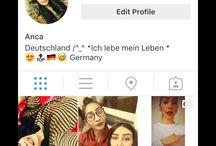 Me / Instagram account :@ancalaisor Please follow!