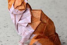 coisas feita de papel