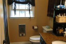 bathroom remodel / by Courtney Chilli