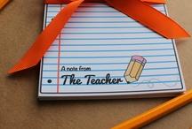 back to school / back to school, teacher gifts, graduation ideas / by Amanda W