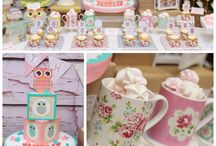 Shabby chic party ideas / Shabby chic party ideas