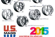 U.S. Mags Wheels & Rims / See the newest U.S. Mags custom wheels and rims for your car or SUV!
