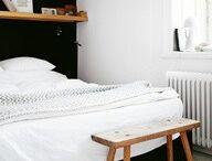 Insiration til soveværelse...