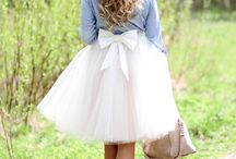 Tulle Skirts