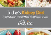 kidney diet meals