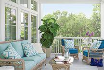 Porches, Patios, Decks & Balconies / Porches, Patios, Decks, Balconies