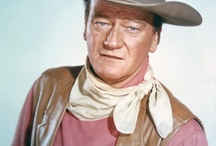 John Wayne / by Thomas Jay Kemp
