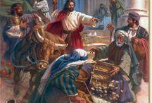 Pinturas de Cristo
