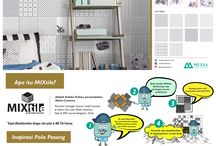 """New Product By Mulia Signature """"MIXtile Series"""""""