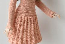 Barbie kleding haken