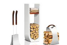 AIKAdesign - white / Kiiltävän valkoiset AIKAdesign -esineet. White AIKAdesign products