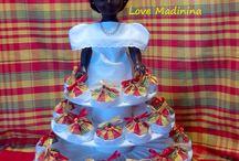 mariage créole / Mariage madras.