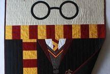 herry potter quilt