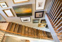 Lépcsők, feljárók